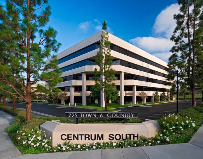 Bailard Inc., CT Realty, Centrum South, Orange, Scientific Investments LP, Orange County, CBRE, NGKF