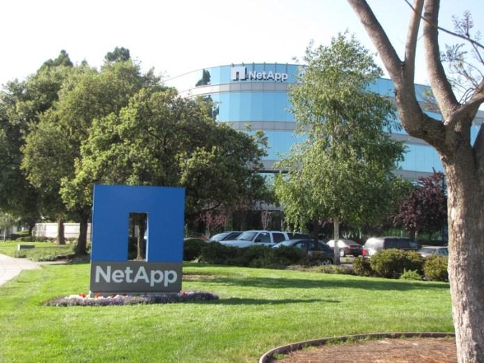 NetApp Google Sunnyvale