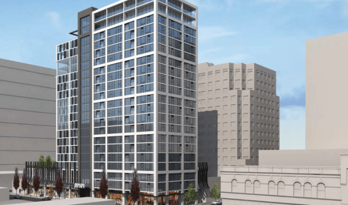 San Jose, San Francisco, Simeon Residential Properties, Kinship Capital, Post Street Tower. San Pedro Square. AFL-CIO Building Investment Trust, NewmarkCC