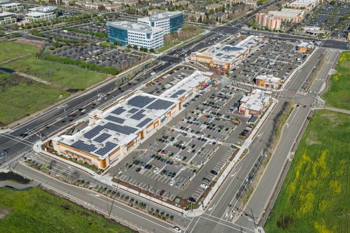 Regency Centers, Solar Panel, Petaluma, SoCore Energy, Sonoma County, Bay Area