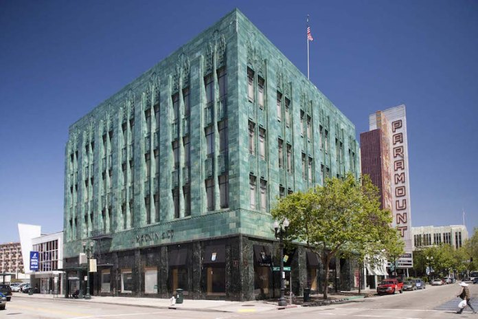 Oakland, East Bay, Bay Area, HP Investors, CallSocket Holding, I. Magning building, Jack London Square, San Francisco, Lane Partners, Walton Street Capital