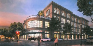 Redwood City, Lane Partners, mixed-use, Bay Area, Menlo Park, San Francisco, Korth Sunseri Hagey Architects