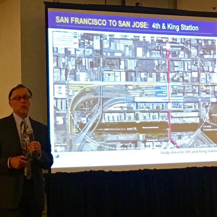 High-Speed Rail Authority, Environmental Review, San Francisco, San Jose, Caltrain, Peninsula, Bay Area, Millbrae