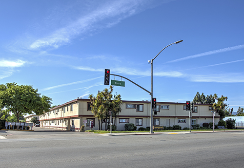 Courtyard Plaza Apartments San Jose
