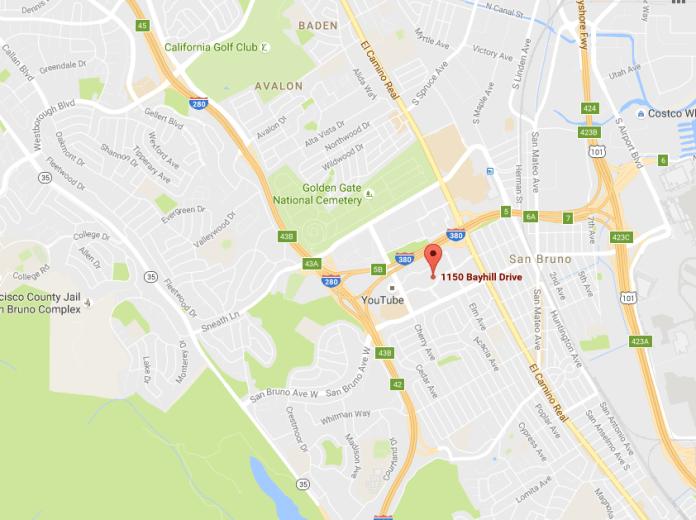 Google San Bruno LinkedIn Mountain View Sunnyvale Moffett Gateway San Francisco Bay Area Silicon Valley Jay Paul Peninsula YouTube Rubicon Point Partners