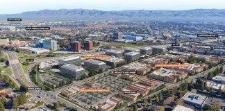 Irvine Company Cambridge Industries Group Santa Clara Square Santa Clara Silicon Valley Pei Cobb Freed & Partners CBRE San Jose