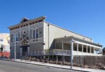San Francisco, Bay Area Bayview Opera House Ruth Williams Memorial Theater San Francisco Arts Commission Walter Hood Knapp Architects TEF Design