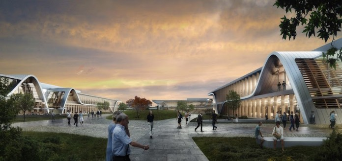 Innovation Curve Technology Park, Silicon Valley, Form4 Architecture, Bay Area, Palo Alto, Stanford Research Park, San Francisco, Sand Hill Property Company