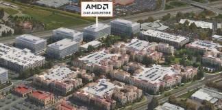 Advanced Micro Devices (AMD), Irvine Company Office Properties, Santa Clara Square, Silicon Valley, Bay Area
