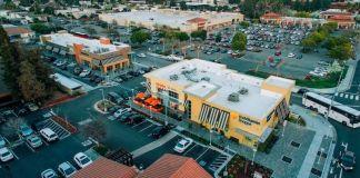 Saich Way Station, Cupertino, Silicon Valley, Bay Area, Marcus & Millichap, Borelli Investment Company, Cushman & Wakefield, SiliconX Construction, Apple