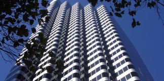 Paramount Group One Front Street San Francisco Transbay Transit Center Invesco Real Estate Shaklee Terraces 444 Market Street