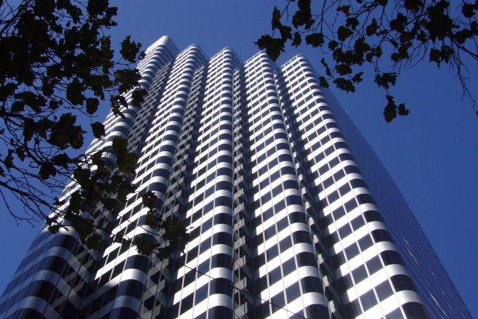 Paramount Group One Front Street San Francisco Transbay Transit Center Invesco Real Estate Shaklee Terraces 444 Market Street
