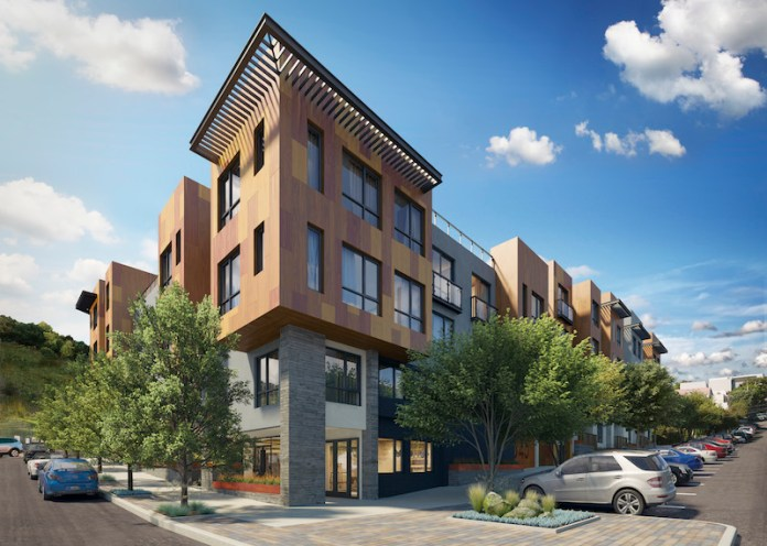 Trumark Urban, Knox, Dogpatch, San Francisco, Bay Area, Potrero Hill, BDE Architecture