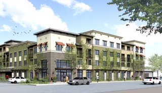 Mountain View, Silicon Valley, Bay Area, Multifamily, ROEM Corporation, Evelyn Family Apartments, AEGON