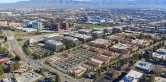 Lyft, Irvine Company, Santa Clara Square, Silicon Valley, Bay Area, Irvine Company Office Properties, Santa Clara