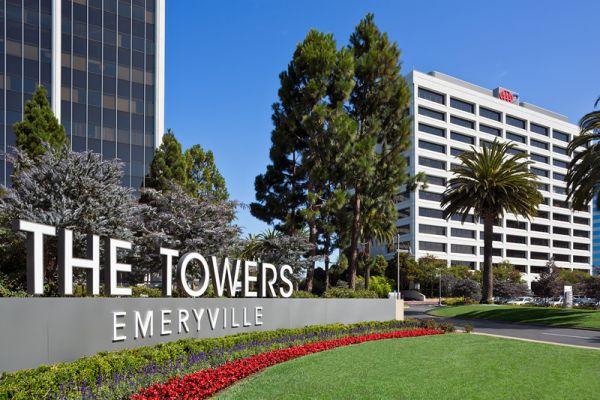 KBS REIT III, The Towers, Emeryville, Bay Area, KBS Capital Advisors, San Francisco, Cushman & Wakefield, Kidder Matthews, JLL