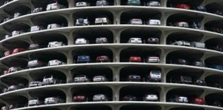 Clark Pacific, Sacramento, International Parking & Mobility Institute, Anaheim, prefabricated building systems, pre-engineered parking structures