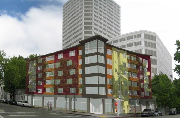 HFF Alice Street Apartments Oakland SIMEON Lionstone Investments San Francisco Emeryville Silicon Valley Lake Merritt Holliday Fenoglio Fowler