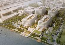 Burlingame Point, Peninsula, The Waterfront, San Francisco, Bay Area, Hathaway Dinwiddie, Gensler, Cushman & Wakefield, Genzon Investment Group, Kylli Inc