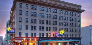 Hotel Triton, LaSalle Hotel Properties, San Francisco,