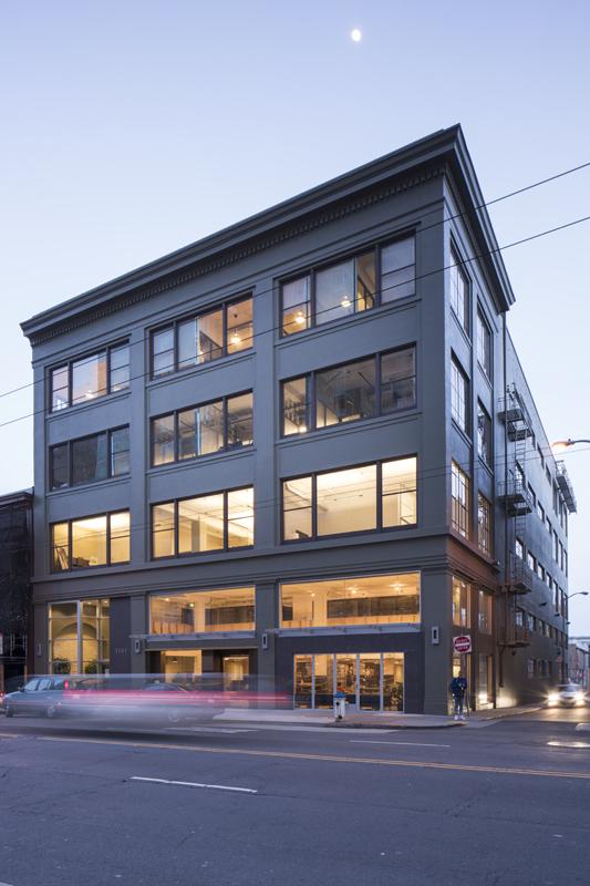 Sino-Ocean Land, San Francisco, 1161 Mission Street, Downtown Properties, Colliers International, WeWork, Forerunner Ventures, Augmedix, Gaw Capital