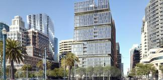 SRE Group Limited, 75 Howard, JLL, San Francisco, China Minsheng Investment Group, Paramount Group, John Buck Company, Transbay, Bay Area