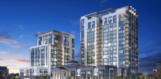 Fulton Street Ventures, San Francisco, Guangzhou-based R&F Properties, Swenson, San Jose, Silicon Valley, Park View Towers