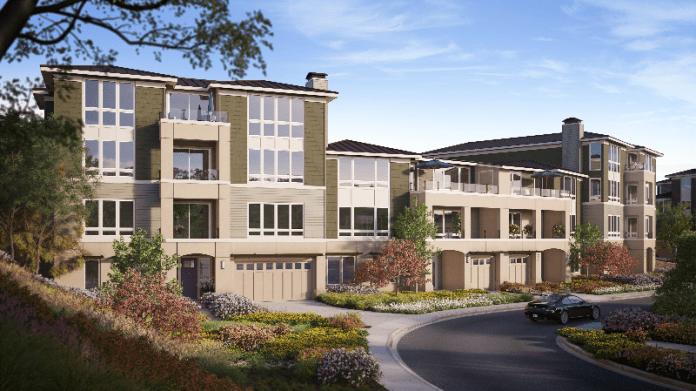 Shea Homes, San Francisco, Bay Area, Marin, Berkeley, Waterline's Point Richmond
