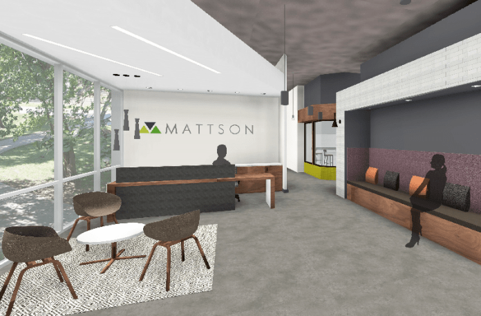 MATTSON, San Francisco, Bay Area, Foster CIty, IA Interior Architects, Built with Principle