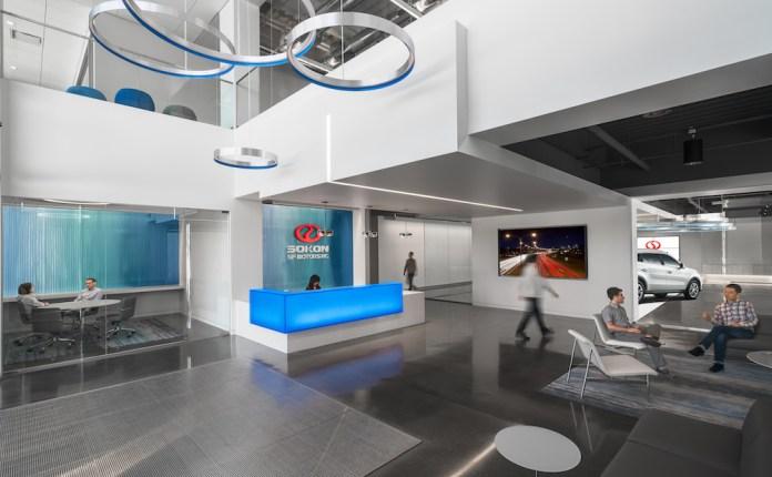 NELSON, Bay Area, San Francisco, Cisco, Allianz, Tibco Software, Sokon/SF Motors, Verizon Innovation Center architecture design