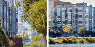 Lake Merritt, Oakland, Bay Area, East Bay, The Lakeview Condominiums,