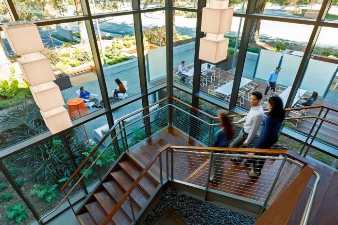 Santa Clara, LPA, a3 Workplace Strategies, McLarney Construction, Gigamon, Silicon Valley. San Jose
