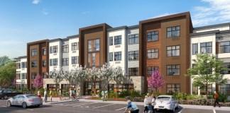 KTGY Architecture + Planning, Eden Housing, City of Fremont,Mission Court Senior Apartments, East Warren Park, Eden Housing
