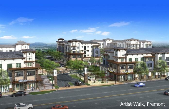 Artist Walk, Fremont ACE, Blake|Griggs Properties, Centerville District, PCCP, BDE Architecture, Architects Orange, Western National Builders