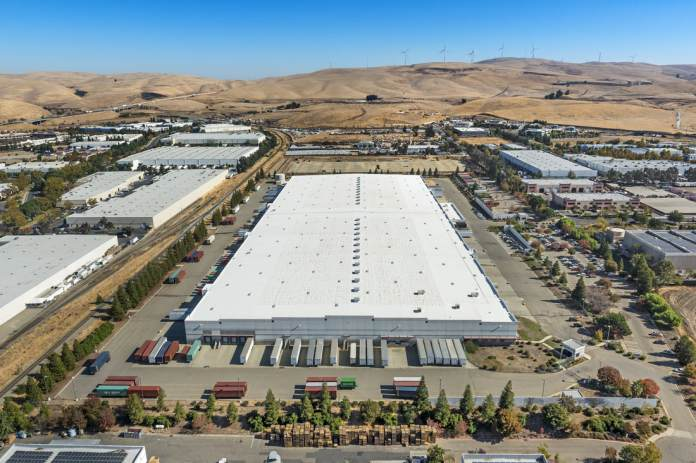 Longfellow Logistics Center, JLL, Bay Area, Circuit City, Fortune 500, LaSalle Investment Management, Livermore, Orchard Partners