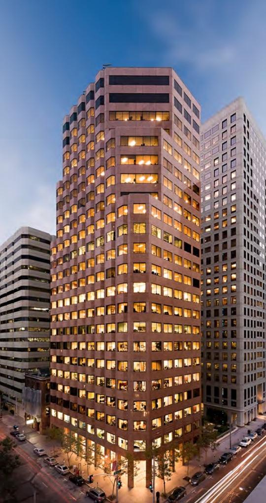 HKS Architects JLL Embarcadero HFF Vanbarton San Francisco PGIM Real Estate 101 Mission Street