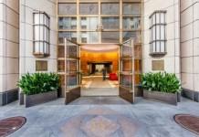 Clint Reilly Landmark Properties, Merchants Exchange, Financial District, 235 Pine Street, CBRE Global Investors, San Francisco, Skidmore Owings & Merrill