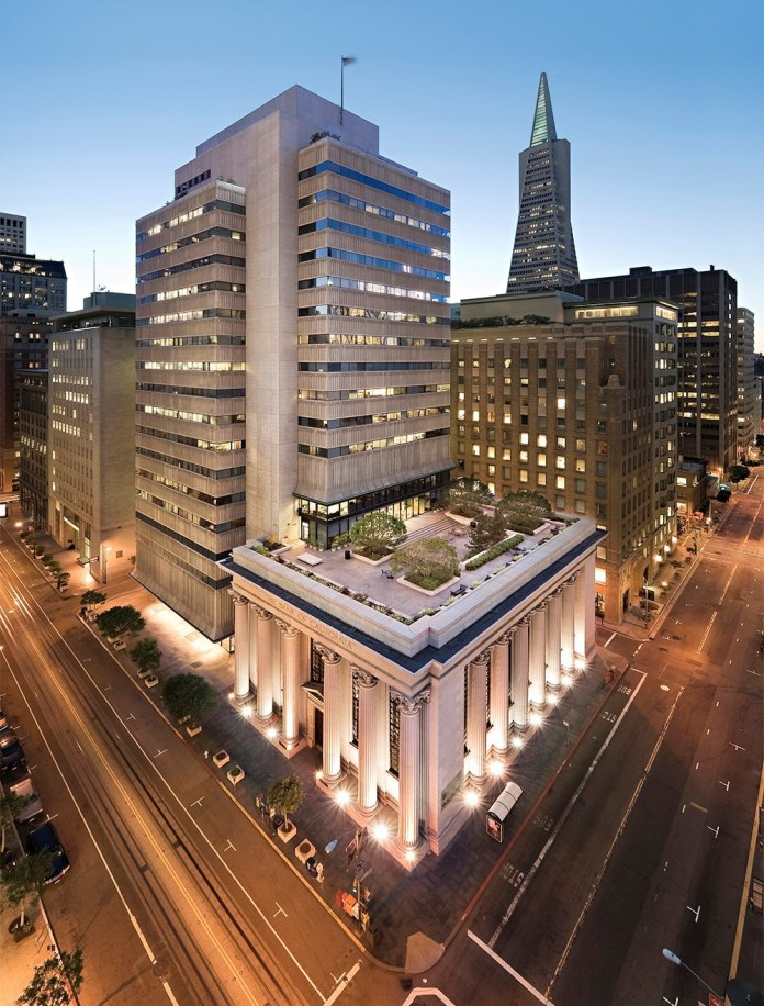 Ferry Building, BART, Transbay Transit Center, MUFG Union Bank, Bay Area, San Francisco, WeWork, Kennedy Wilson, Takenaka Corporation