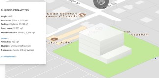 Seattle, Palo Alto, iDevelop.city, San Francisco, Bay Area, Texas, zoning viewer, commercial real estate tech, search tool