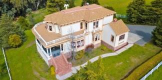 Intero Real Estate, City of Fremont, San Francisco Bay, Gallegos Mansion, Costa Rica, Silicon Valley, Bay Area, Italianate-Stick Eastlake-style home