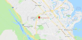 Golden Pacific Investments, Campus Drive, San Mateo, Kidder Mathews, Hudson Pacific Properties, Peninsula Office Park, San Francisco Peninsula office market