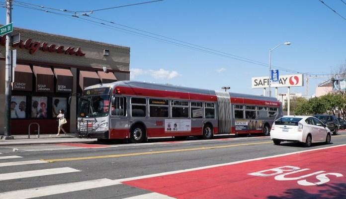 Muni, San Francisco Municipal Transportation Agency, Hetch Hetchy, Municipal Railway, transit, walking, bicycling, taxi, driving