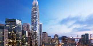Boston Properties, Salesforce Tower, Bay Area, San Frarncisco, Council on Tall Buildings and Urban Habitat, Northern California