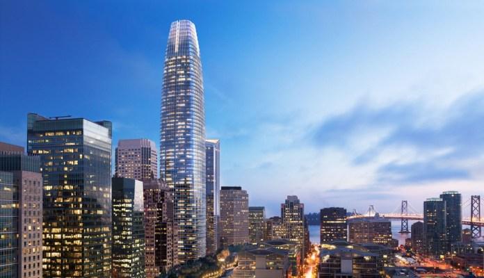Boston Properties, Salesforce Tower, Bay Area, San Frarncisco, Council on Tall Buildings and Urban Habitat, Northern California