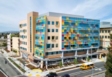 UCSF Benioff Children's Hospital Oakland, Outpatient Center, HDR, Taylor Design, Martin Luther King Way, Healthcare Silver facility