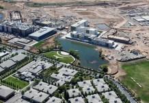 University of California, Merced, Plenary Properties Merced, Central Valley, San Joaquin Valley, Plenary Group, Webcor, Skidmore Owings & Merrill, Johnson Controls, UC Merced