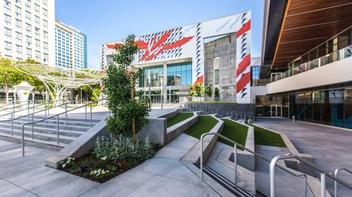 City of San Jose, McEnery Convention Center, San Jose Mercury News, Redevelopment Agency, Santa Clara County, Great Recession
