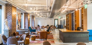 Mindspace, South of Market, Financial District, San Francisco, Market Street, Washington D.C., London, Amsterdam, Berlin, Munich, Hamburg, Frankfurt, Warsaw, Tel Aviv, Spotify, Microsoft, Expedia, Yahoo!, Barclays Bank, Schwan Stabilo, Ubilabs, Agoda, booking.com,