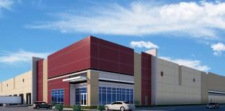 S&S Activewear, North Valleys Commerce Center, Reno, Nevada, CP Logistics NVCC II, CALSTERS, Panattoni Development Company,