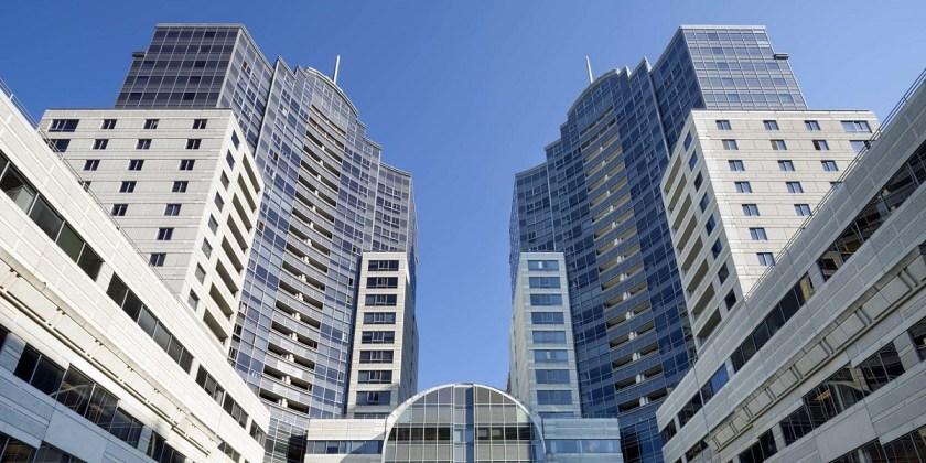 San Francisco, Salesforce Tower, Twilio, Newmark Knight Frank, Seattle, Mission, CoStar, Hudson Pacific, BART, MUNI,